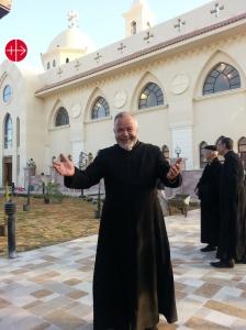 February 15th 2015 the first Catholic church on Sinai peninsula