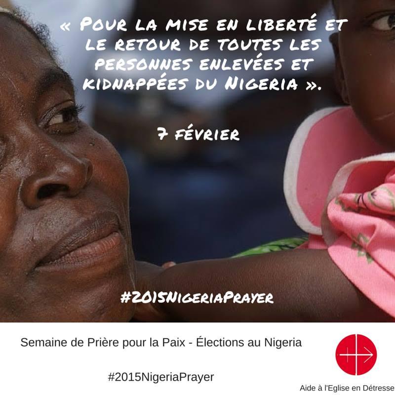 Jour 1 campagne de pri re pour le nigeria aide l - Priere pour couper le sang ...