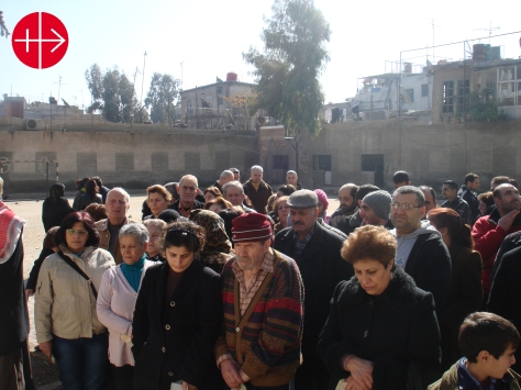 SYRIA / NATIONAL 15/00138Emergency help for 1200 families from