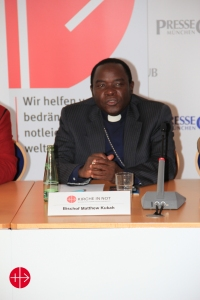 Germany, Munich 23.04.2013 Press Conference with presentation of