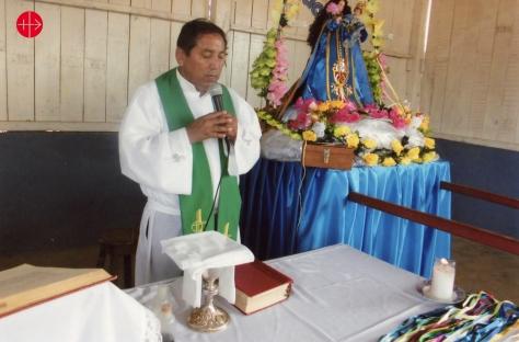 PERU / YURIMAGUAS 14/00170 10 novenas for 10 diocesan priests, 2